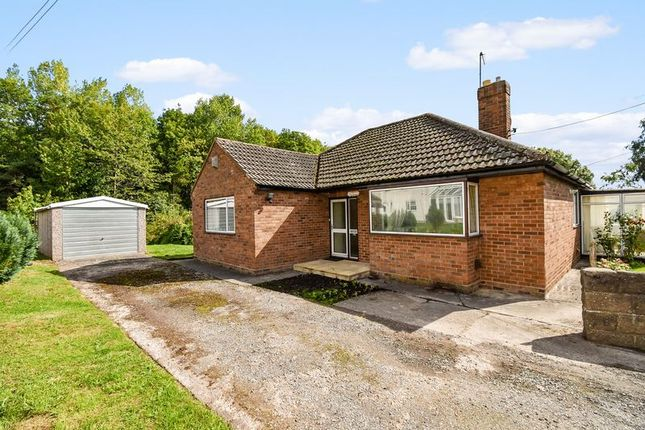 Thumbnail Detached bungalow for sale in Ridgemount, Park Road, Telford