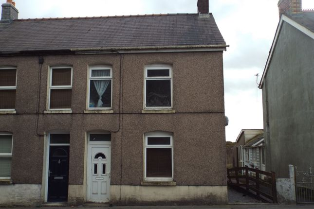 3 bed semi-detached house for sale in Norton Road, Penygroes, Llanelli