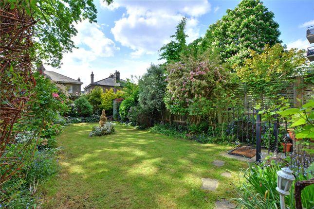 Garden of Wemyss Road, Blackheath, London SE3