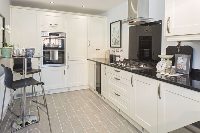 """Thumbnail Semi-detached house for sale in """"Woodcote"""" at Square Leaze, Patchway, Bristol"""