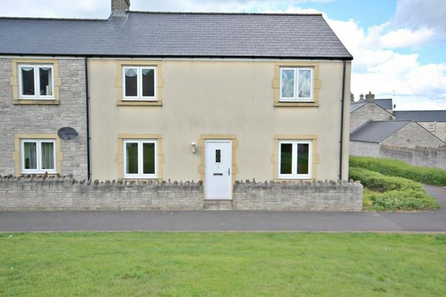 Thumbnail End terrace house to rent in Williams Green, Paulton, Bristol