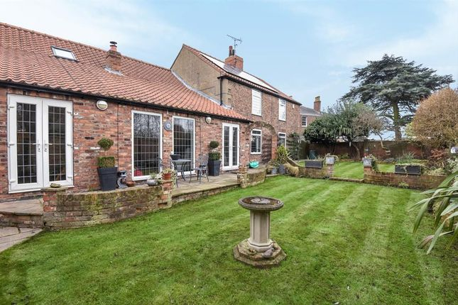 Thumbnail Detached house for sale in Meadowville, Grimston Bar, York