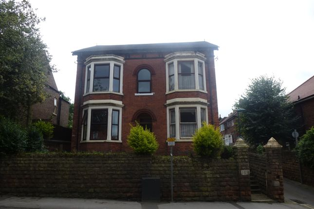 Thumbnail Semi-detached house for sale in Nottingham Road, New Basford, Nottingham