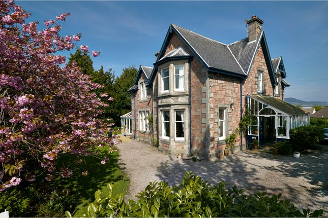 Thumbnail Detached house for sale in Fairfield Road, Inverness