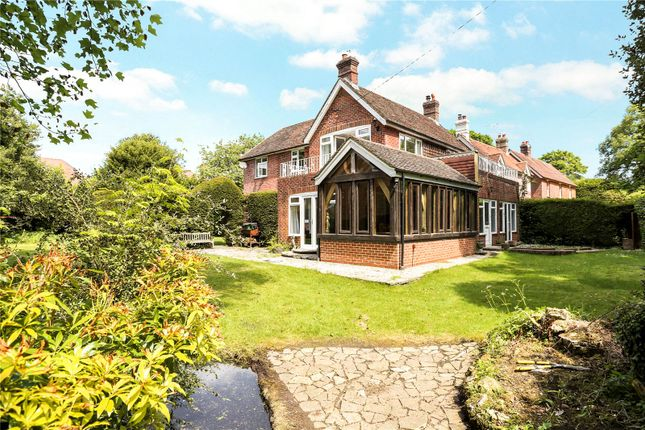 Thumbnail Detached house for sale in Passfield Common, Passfield, Liphook, Hampshire