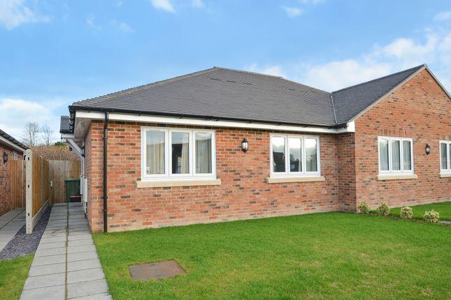 Thumbnail Semi-detached bungalow for sale in Churchfields, Harrietsham, Maidstone
