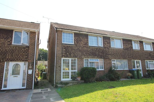 3 bed semi-detached house for sale in Lawson Close, Swanwick, Southampton