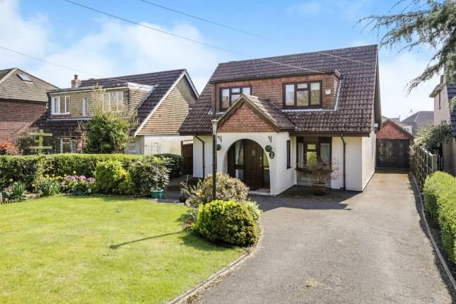 Thumbnail Detached house for sale in Clanfield, Waterlooville, Hampshire