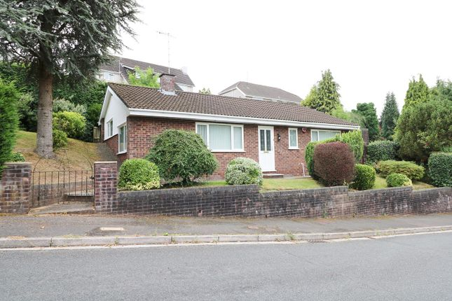 Thumbnail Detached bungalow for sale in Grove Park Drive, Newport