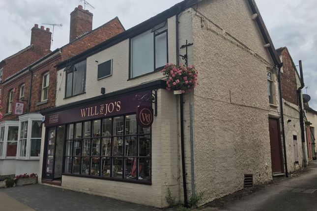 Thumbnail Property to rent in High Street, Eccleshall, Staffordshire