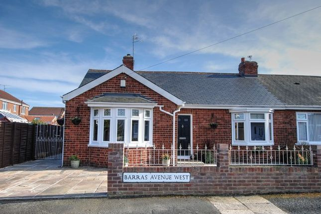 Thumbnail Bungalow for sale in Barras Avenue West, Blyth