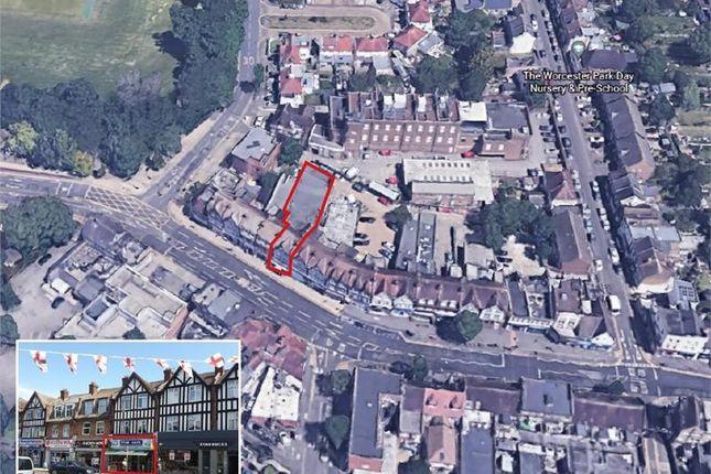 Thumbnail Retail premises to let in 174 Central Road, Worcester Park, Surrey