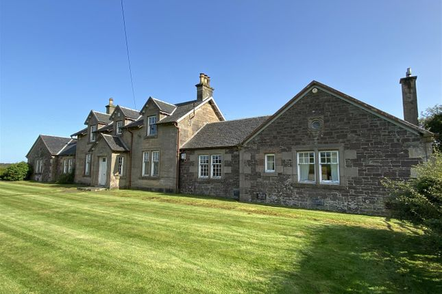 Thumbnail Detached house for sale in Snabe Farm, Drumclog, Strathaven