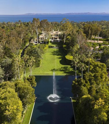 Thumbnail Property for sale in 1627 E Valley Rd, Montecito, Ca, 93108