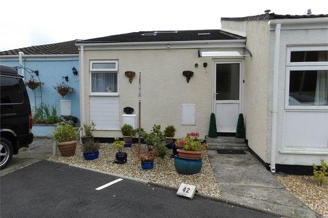 Thumbnail Terraced house for sale in Llanteg Park, Llanteg, Narberth, Pembrokeshire