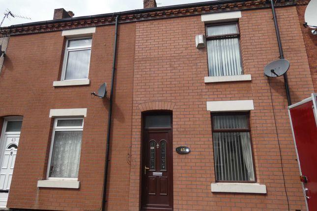 Thumbnail Terraced house to rent in Gordon Street, Leigh