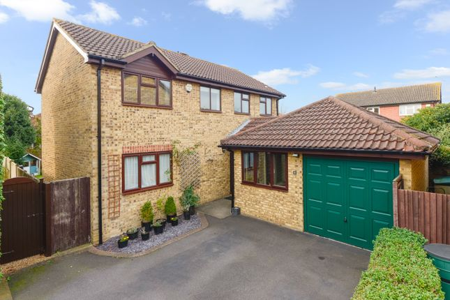 Thumbnail Detached house for sale in Duckworth Close, Willesborough, Ashford