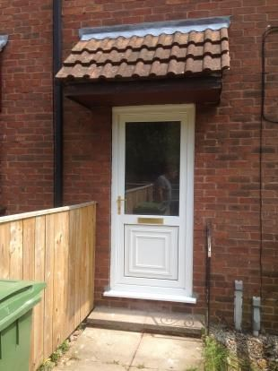 Thumbnail Terraced house to rent in Ebor Manor, Church Lane, Keyingham, East Yorkshire