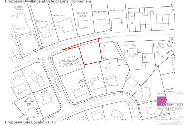 Picture No. 03 of Residential Building Plot, School Lane, Collingham, West Yorkshire LS22