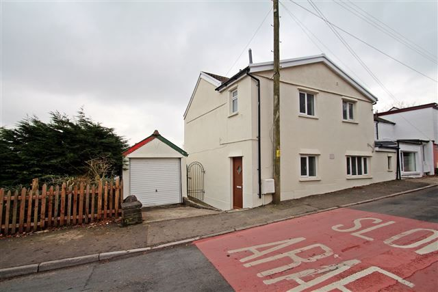 Thumbnail End terrace house for sale in Nant-Yr-Arian Cottages, Church Road, Upper Church Village, Pontypridd