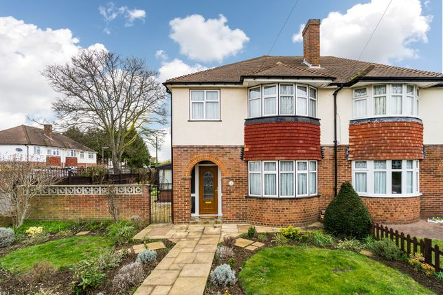 3 bed semi-detached house for sale in Redleaves Avenue, Ashford