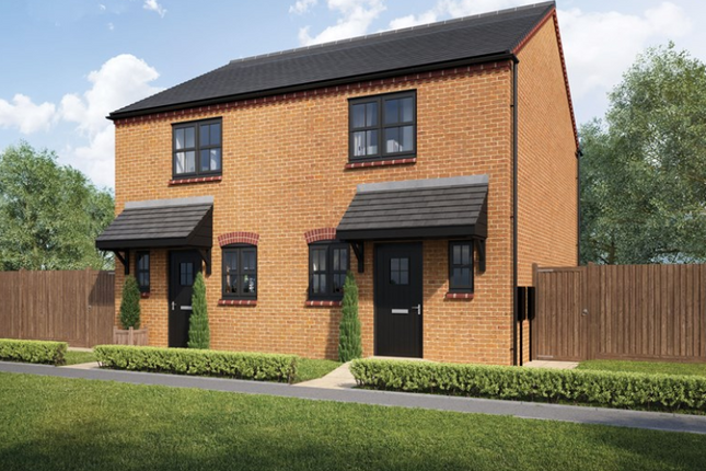 Thumbnail Detached house for sale in Arcot Manor, Off Fisher Lane, Cramlington