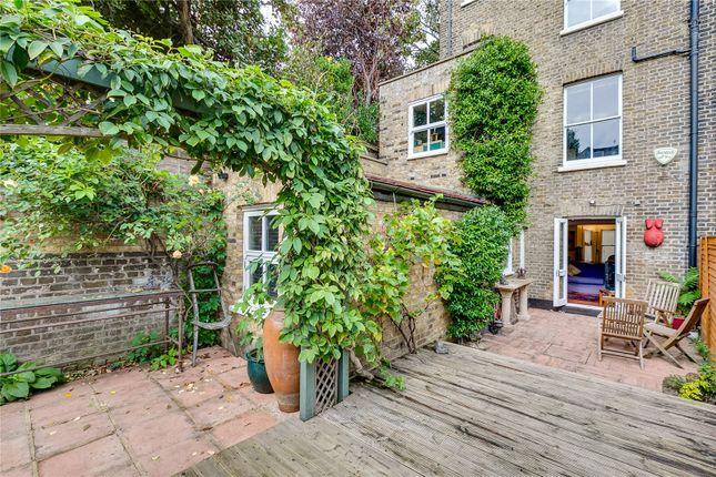 Thumbnail End terrace house for sale in Arundel Terrace, Barnes, London