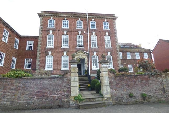 Thumbnail Flat for sale in Waterside House, Waterside, Dunns Lane, Upton Upon Severn, Worcestershire