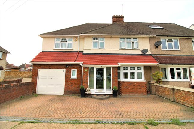 Thumbnail Semi-detached house for sale in Botwell Lane, Hayes, Middlesex