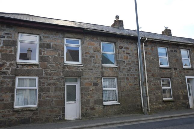 Thumbnail Terraced house to rent in Centenary Street, Camborne, Cornwall