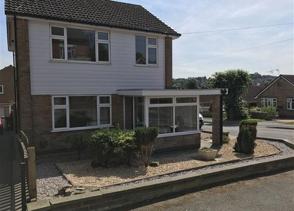 Thumbnail Detached house for sale in Ash Mount Road, Langley Mill, Nottingham