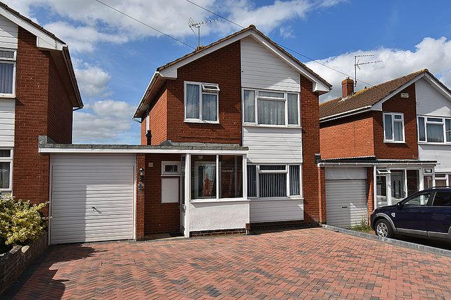 Detached house for sale in Byron Road, Broadfields, Exeter