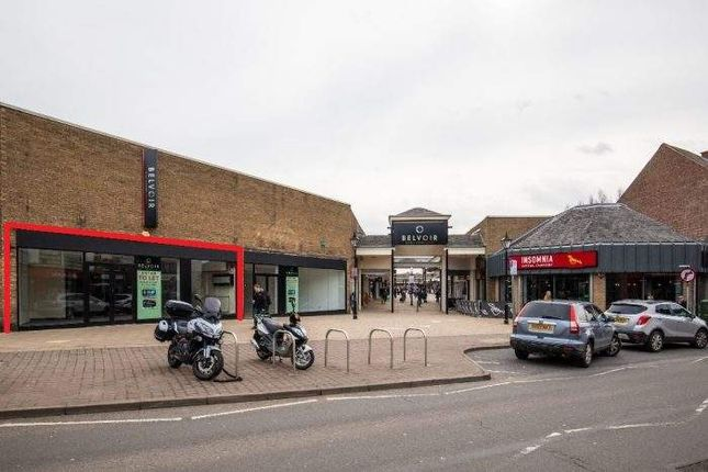 Thumbnail Retail premises to let in Unit 62B Belvoir Shopping Centre, Belvoir, Coalville