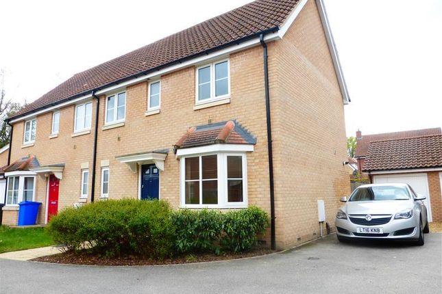 Thumbnail Property to rent in Heathland Way, Mildenhall, Bury St. Edmunds