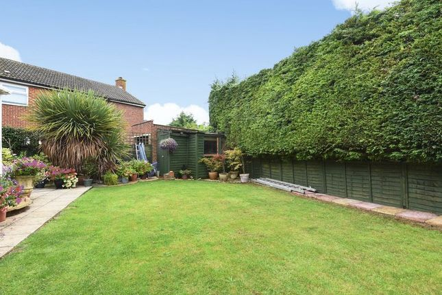 Thumbnail Detached house for sale in St. Hughs Close, Bicester
