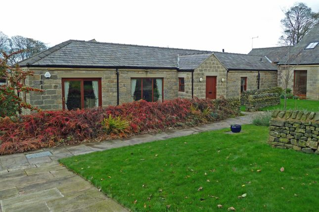 Thumbnail Detached bungalow to rent in Home Farm Mews, Menston, Ilkley