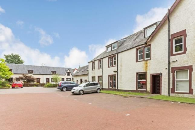 Thumbnail Flat for sale in Baillie Nicol Jarvie Court, Lochard Road, Aberfoyle, Stirling
