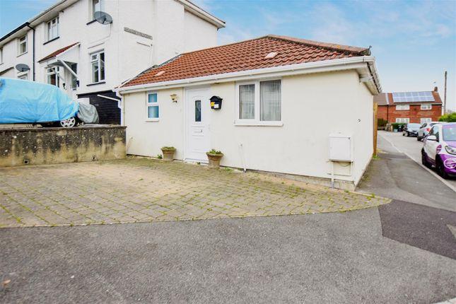 Thumbnail Semi-detached bungalow for sale in Hollis Avenue, Portishead, Bristol