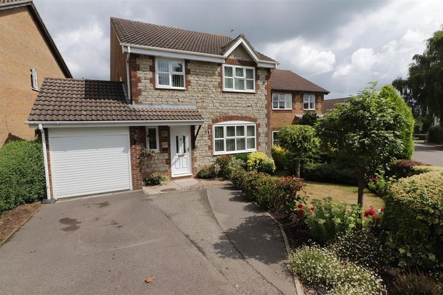 Thumbnail Detached house for sale in Inglestone Road, Wickwar, Wotton-Under-Edge
