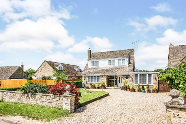 Thumbnail Detached house for sale in The Crescent, Carterton