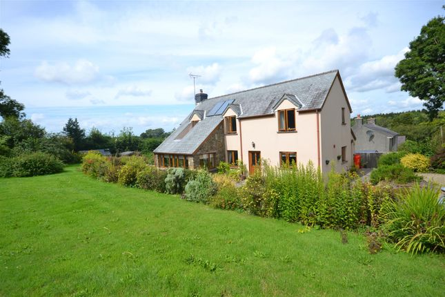 Thumbnail Land for sale in Martletwy, Narberth
