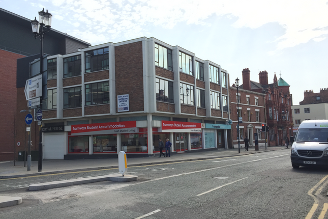 Thumbnail Office for sale in Upper Northgate St, Chester
