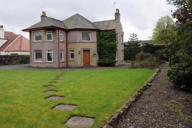 Thumbnail Detached house to rent in Snowdon Place, Stirling