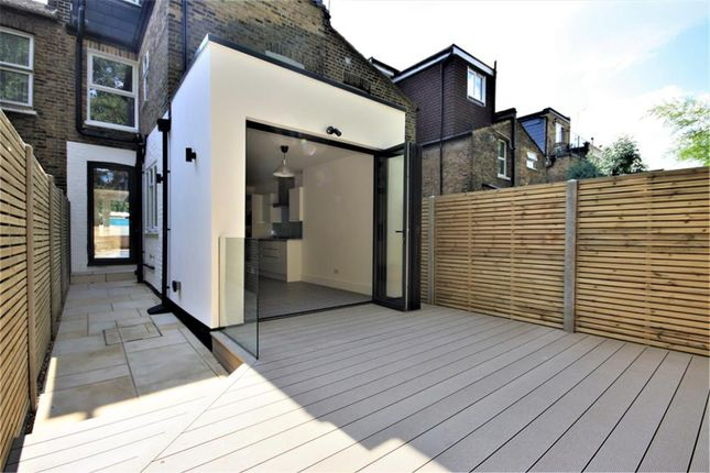 Thumbnail Terraced house to rent in Leahurst Road, London