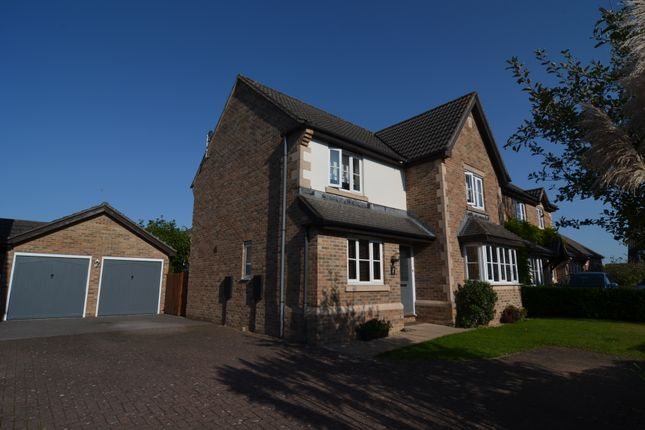 Thumbnail Detached house for sale in Faverolle Way, Hilperton, Trowbridge