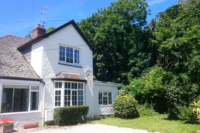Thumbnail Detached house for sale in Vicarage Road, Bude