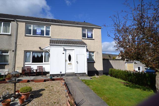 Thumbnail Flat for sale in Rigghead Avenue, Cumbernauld