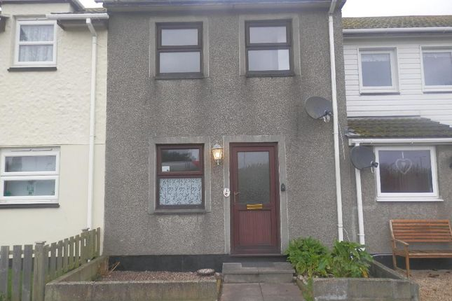 2 bed terraced house to rent in Freshbrook Close, Eastern Green, Penzance