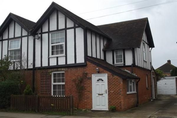Thumbnail Semi-detached house to rent in Woodville, Blean Common, Blean, Canterbury