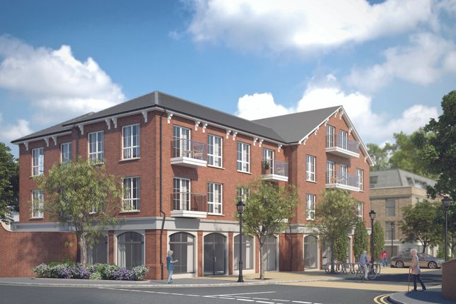 2 bedroom duplex for sale in Off Fountain Way Wilton Road, Salisbury